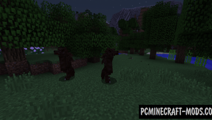 Hunter's Dream - Hunt Weapons Mod For Minecraft 1.12.2
