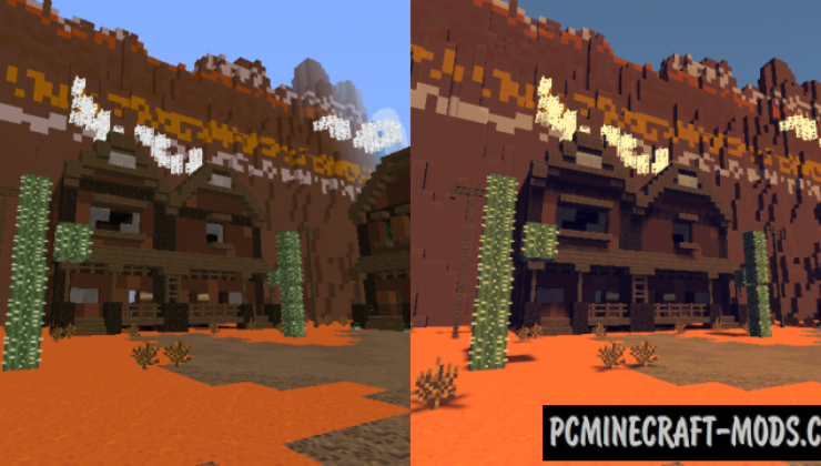 PixaGraph Resource Pack For Minecraft 1.13, 1.12.2