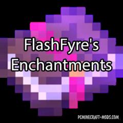 FlashFyre's Enchantments - Magic Mod MC 1.15.2, 1.14.4