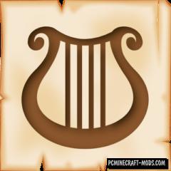 Bard Mania - Musical Tool Mod For Minecraft 1.12.2