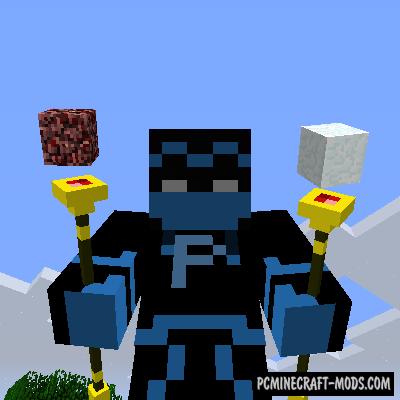 Biome Staff Mod For Minecraft 1.12.2