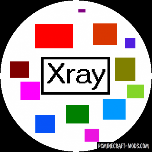 Rift Xray Mod - Texture Pack For Minecraft 1.13.2