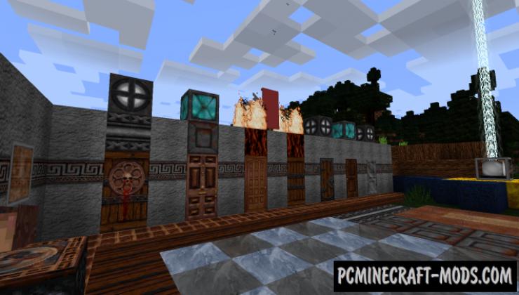 BloodCraft 64x64 Resource Pack For Minecraft 1.14.4
