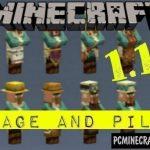 Download Minecraft PE Bedrock 1.8.0.8 Village & Pillage Update Apk