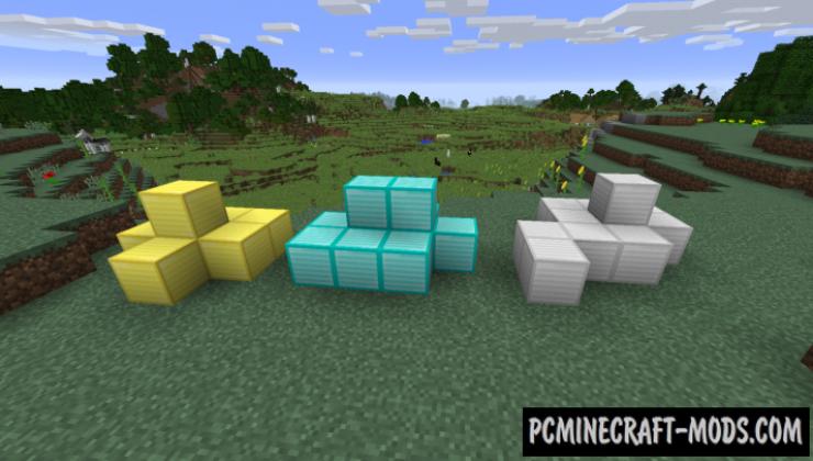 Orebit Resource Pack For Minecraft 1.13, 1.12.2