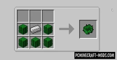 The Cactus Mod For Minecraft 1.12.2