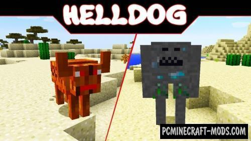 Elemental Pets Mod For Minecraft 1.12.2