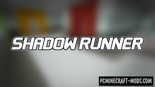 Shadow Runner Map For Minecraft