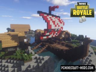 Fortnite Viking Village Map For Minecraft