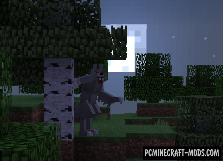 Hunter's Dream Mod For Minecraft 1.12.2