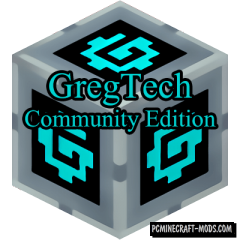 GregTech Community Edition - Industrial Mod For MC 1.12.2