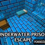 Numbers Prison CX Map For Minecraft