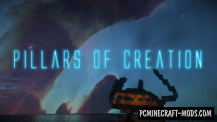 Pillars of Creation Resource Pack For Minecraft 1.13.1