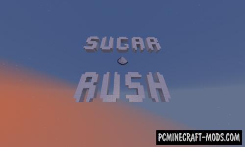 Sugar Rush Map For Minecraft