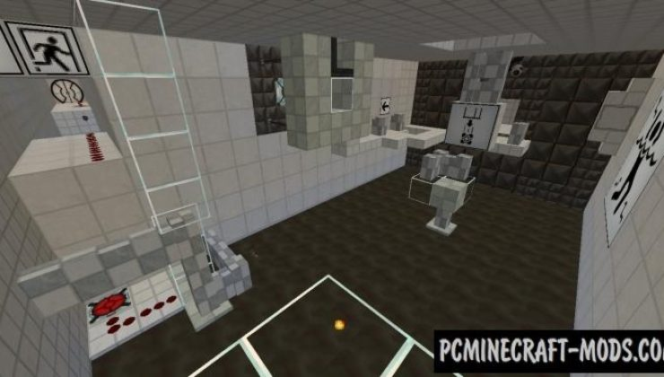 Portal Map For Minecraft