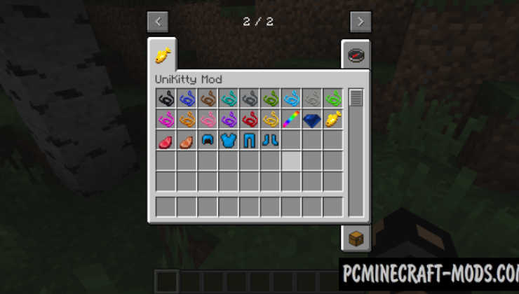 Unikitty Mod For Minecraft 1.12.2
