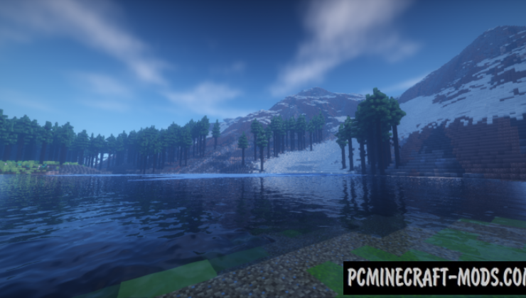 Multibiome Map For Minecraft
