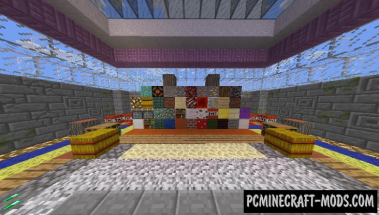 Fake Blocks Mod For Minecraft 1.12.2