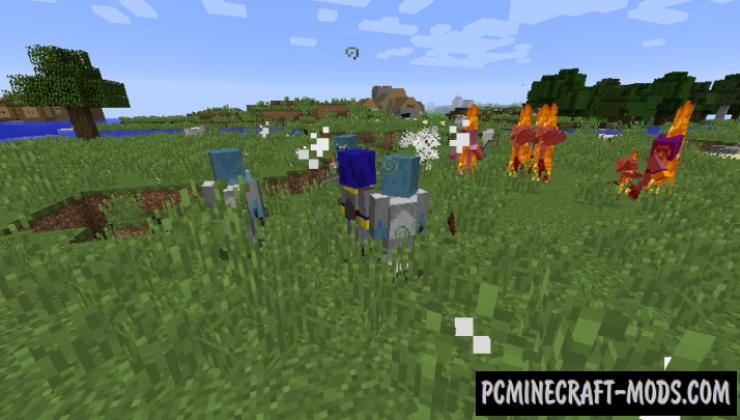 Coherent Villages Mod For Minecraft 1.12.2