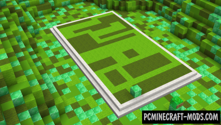 The Pickaxe Quest Map For Minecraft