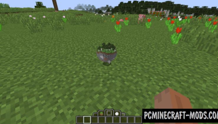 Orbis Mod For Minecraft 1.12.2