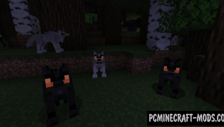 Better Animals Plus - More Mobs Mod MC 1.15.2, 1.14.4