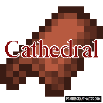 Cathedral - Decor Blocks Mod For Minecraft 1.12.2