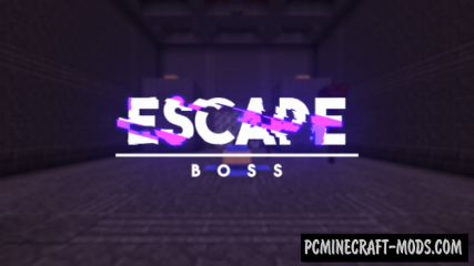 Crainer's Escape: Boss Map For Minecraft