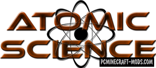 Atomic Science Mod For Minecraft 1.12.2, 1.7.10