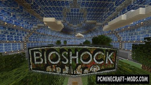Bioshock Map For Minecraft
