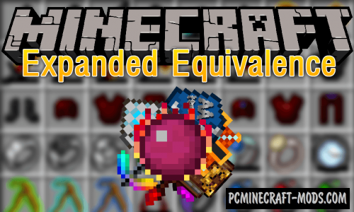 Expanded Equivalence Mod For Minecraft 1.12.2