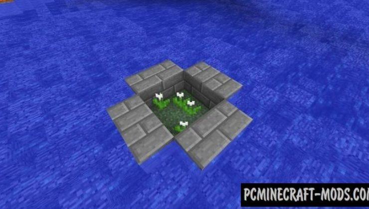 Overworld Mirror Mod For Minecraft 1.13.2, 1.12.2