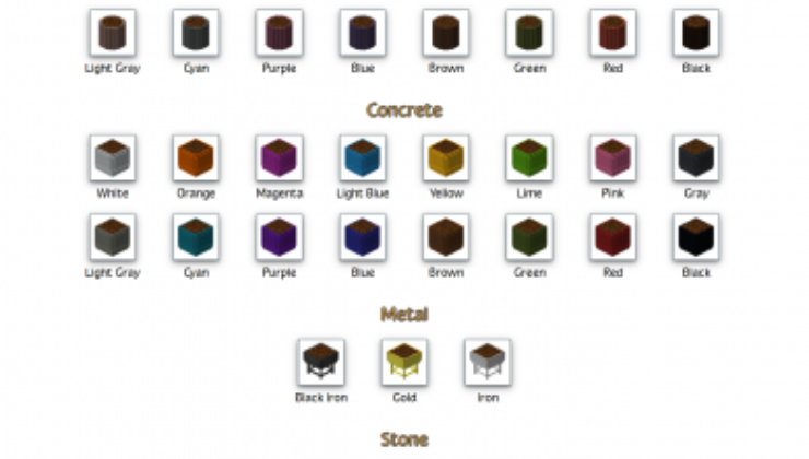 RealWorld Mod For Minecraft 1.12.2, 1.11.2
