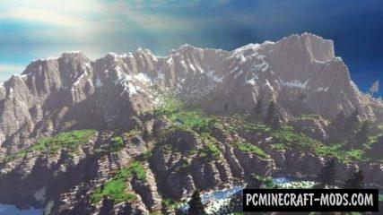Huge RPG Map For Minecraft 1.7.10