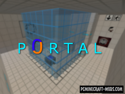 Portal Map Map For Minecraft 1 15, 1 14 4 | PC Java Mods