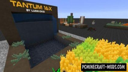 Tantum Resource Pack For Minecraft 1.13.1