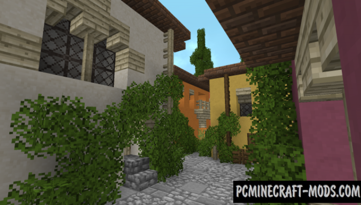A Little Taste of Jerm Resource Pack For Minecraft 1.13.1, 1.12.2