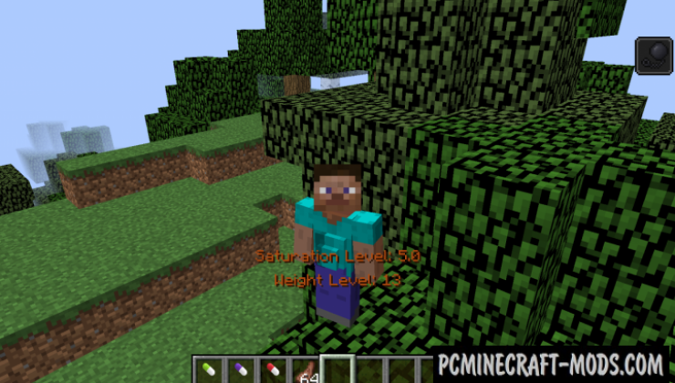 The Fat Mod For Minecraft 1.12.2