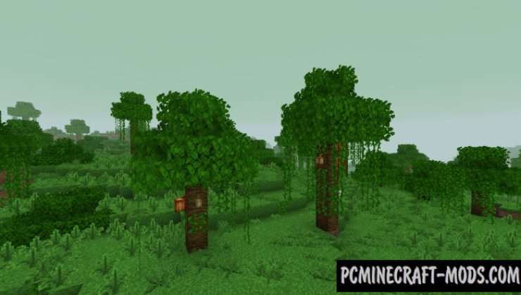 Better Leaves Resource Pack For Minecraft 1.13.1