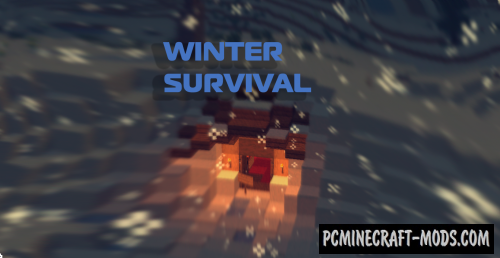Winter Survival Map For Minecraft