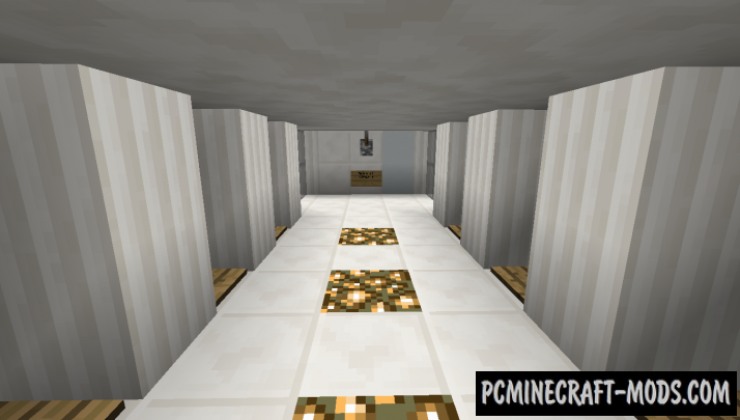 Box Survival Map For Minecraft