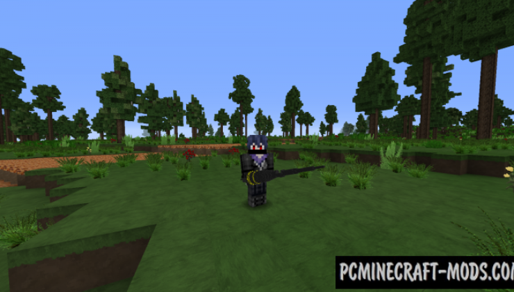 Tokyo Ghoul Adventure Mod For Minecraft 1.12.2