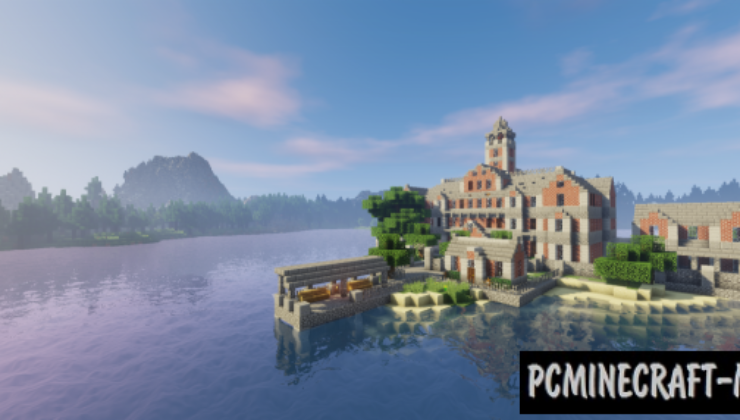 Bershire Map For Minecraft