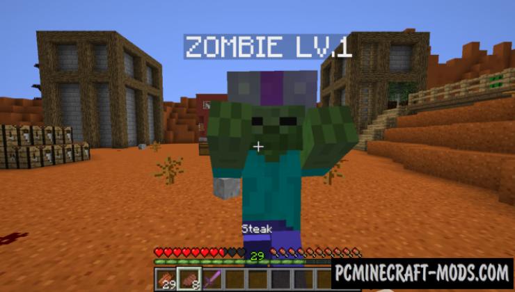 Z-Apocalypse Map For Minecraft