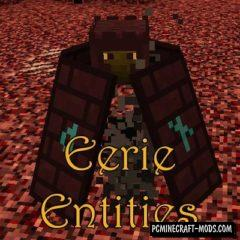 Eerie Entities Mod For Minecraft 1.12.2