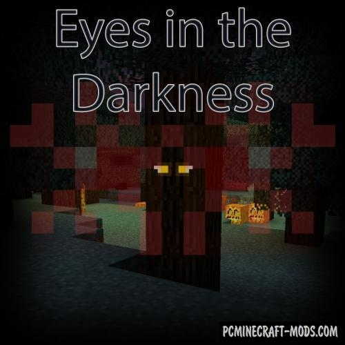 Eyes in the Darkness Mod For Minecraft 1.12.2