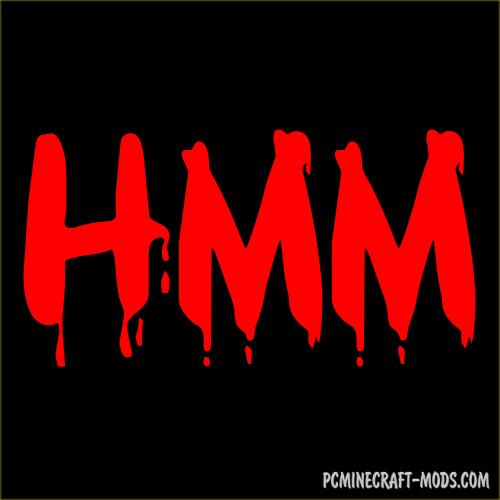 Horror Movie Monsters - Mobs Mod Minecraft 1.15.2, 1.14.4
