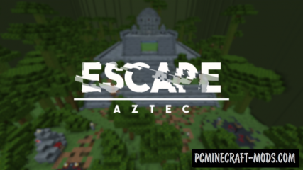 Crainer's Escape: Aztec Map For Minecraft