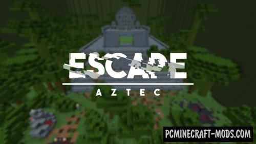 Crainer's Escape: Aztec Map For Minecraft