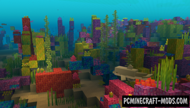 C-Tetra Resource Pack For Minecraft 1.13.1